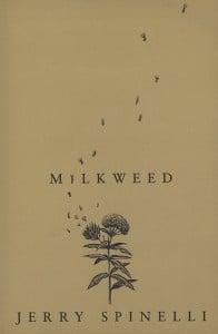 Jerry Spinelli: Milkweed Englische Taschenbuchausgabe