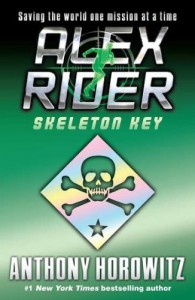 Anthony Horowitz: Skeleton Key UK-Taschenbuchausgabe