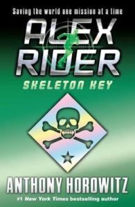 Anthony Horowitz: Skeleton Key UK-Taschenbuchausgabe