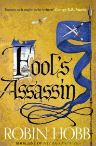 Robin Hobb: Fool's Assassin UK Cover (August 2014)