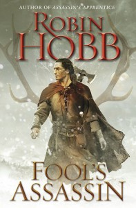 Robin Hobb: Fool's Assassin US Cover (August 2014)