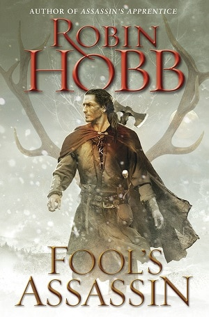 Robin Hobb: Fool's Assassin, Del Rey, 2014
