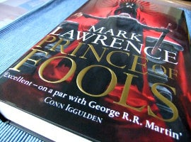 Mark Lawrence: Prince of Fools (The Red Queen's War, Book 1)
