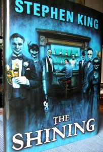 Stephen King: The Shining Limitierter Hardcover im Schuber Subterranean Press (2014)