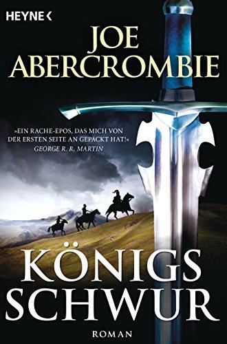 Joe Abercrombie: Königsschwur Broschierte Ausgabe Heyne Verlag (2015)