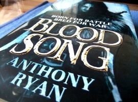 Anthony Ryan: The Raven's Shadow Trilogy