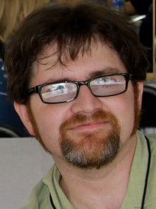 Ernest Cline (2011), Autor von Ready Player One, Foto-Copyright: Larry D. Moore CC BY-SA 3.0.