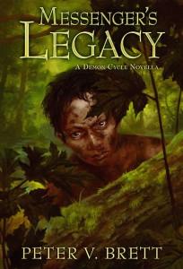 Peter V. Brett: Messenger's Legacy Limitierter Hardcover Subterranean Press (2014)