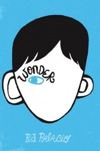 Raquel J. Palacio: Wonder UK-Hardcover Knopf Books for Young Readers (2012) (Wunder)