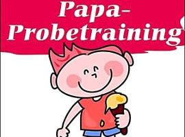 Ben Weber: Papa-Probetraining