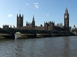 Auf nach London
