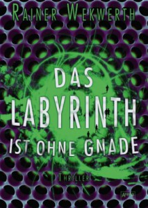 Rainer Wekwerth: Das Labyrinth ist ohne Gnade Hardcover Arena Verlag (2014)