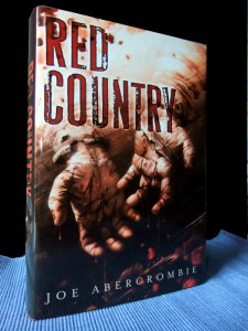 Joe Abercrombie: Red Country Limited Edition Hardcover Subterranean Press (2014)