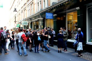 Fantasy-in-the-Court Autorentreffen bei Goldsborobooks