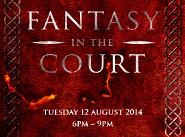"Autorentreffen: ""Fantasy in the Court"""