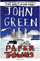 John Green: Paper Town UK-Taschenbuchausgabe