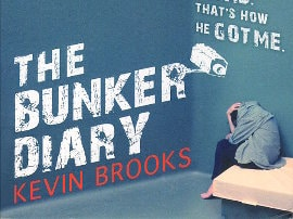 Kevin Brooks: The Bunker Diary (Rezension)