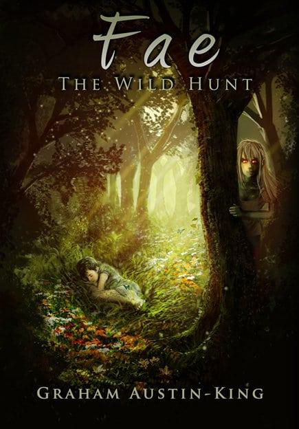 Graham Austin-King: Fae - The Wild Hunt Fallen Leaf Press (2014)