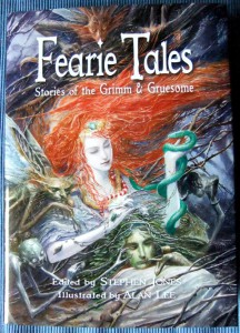 Fearie Tales Herausgeber: Stephen Jones PS Publishing (2014)