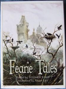 Fearie Tales (von Stephen Jones) Vorderseite der Kassette