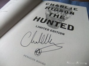Charlie Higson: The Hunted Limited Edition UK-Hardcover Penguin Books (2014)