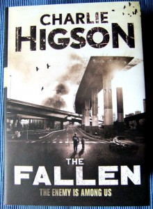 Charlie Higson: The Fallen US-Hardcover Hyperion (2014)