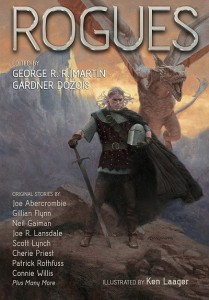 Rogues Anthology Limited signed Edition Subterranean Press (2015)