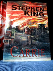 Stephen King: Carry 40th Anniversary Edition Slipcase PS Publishing Ltd. (2014)