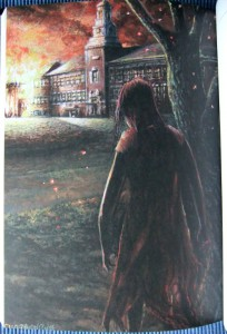 Stephen King: Carrie 40th Anniversary Ltd. Ed. Illustration, Seite 162