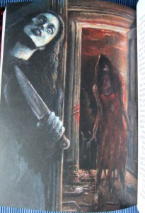 Stephen King: Carrie 40th Anniversary Ltd. Ed. Illustration, S. 176