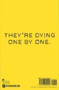 Tom Hoyle: Thirteen UK-Paperback (back) Macmillan (2014)
