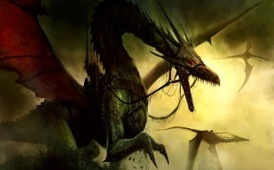 Drachenreiter, Quelle: Animaatjes.de, Über die Drachen