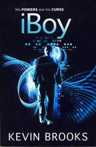 Kevin Brooks: iBoy UK-Taschenbuchausgabe Penguin Books (2010)