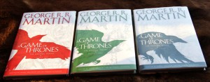 George R. R. Martin: A Game of Thrones Graphic Novels 1-3 Bantam Verlag