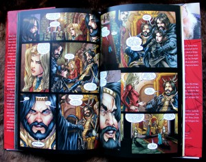 George R. R. Martin: A Game of Thrones Englische Ausgabe Graphic Novel Volume One