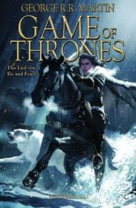George R. R. Martin: Game of Thrones Broschierte dt. Ausgabe  Graphic Novel, Band 3