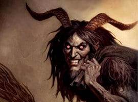 Brom: Krampus: The Yule Lord