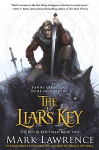 Mark Lawrence: The Liar's Key, Gebundene US-Ausgabe, ACE Verlag, 2015