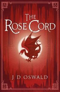 James D. Oswald: The Rose Cord Englische Taschenbuchausgabe Penguin Books (2014)
