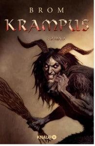 BROM: Krampus Deutsche Ausgabe Knaur Verlag (2013)