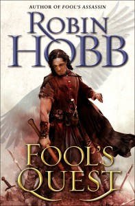 Robin Hobb: Fool's Quest US-Cover (2015)
