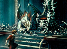 "Tad Williams ""Der Drachenbeinthron"" (re-read) – einfach episch gute Fantasy!"