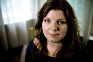 Daniela Rohr (2013), Autorin von Kaffeesucht, Sex und ein Ticket ins All