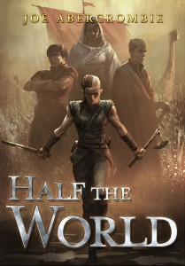 Joe Abercrombie: Half the World Limited Edition Hardcover Subterranean Press (2015)