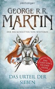 George R. R. Martin: Der Heckenritter von Westeros Penhaligon Verlag