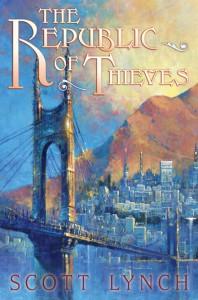 Scott Lynch: The Republic of Thieves, Limitierte Hardcoverausgabe, Subterranean Press (2014), Die Republik der Diebe