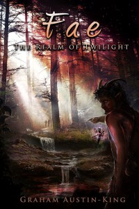 Graham Austin-King: Fae - The Realm of Twilight UK-Taschenbuchausgabe Fallen Leaf Press (2015)