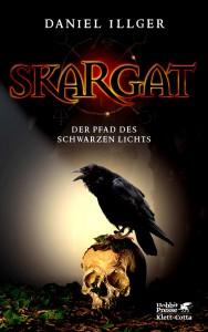 Daniel Illger: Skargat Der Pfad des schwarzen Lichts Hobbit Presse, Klett-Cotta (2015)