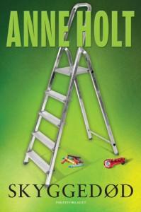 Anne Holt: Skyggedød Norwegische Ausgabe (2012) von Schattenkind