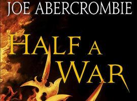 """US-Cover von Joe Abercrombies """"Half a War"""" veröffentlicht"""